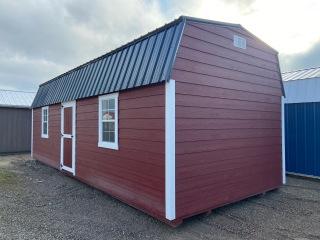 12 X 28 High Barn