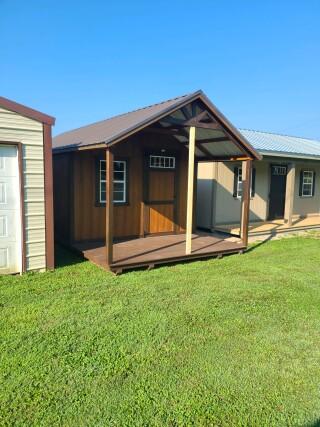 12 X 24 Hunter Cabin