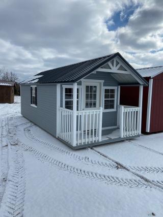 10 X 24 Hunter Cabin