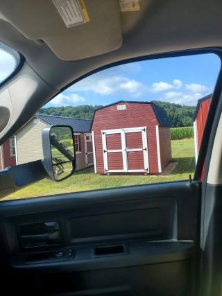 10 X 20 High Barn