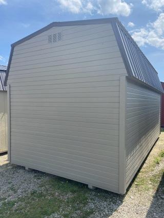 12 X 16 High Barn