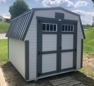 8 X 10 Mini Barn